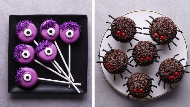 Halloween Recipes DIY Easy Halloween Treats