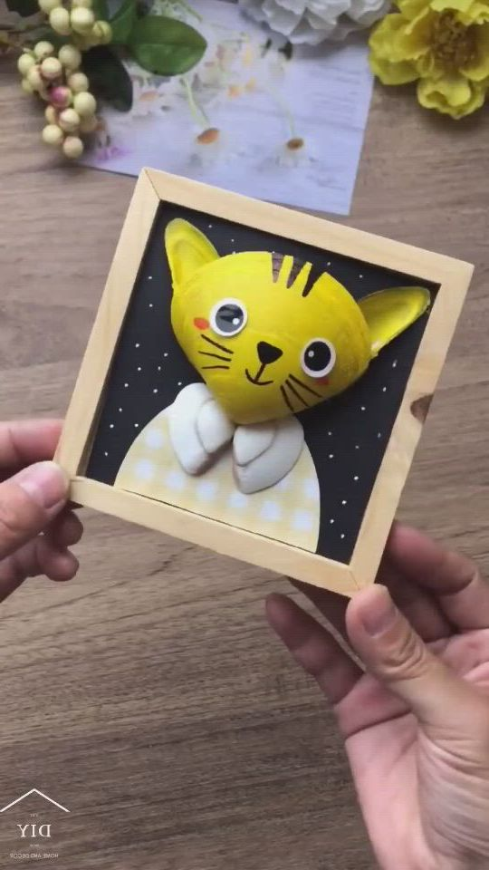 Diy 3d shell painting - Video & GIFs   diy crafts and hobbies,origami crafts diy,diy arts and crafts,cool paper crafts,creative crafts,projects for kids,crafts for kids,peacock crafts,origami cards,paper quilling jewelry
