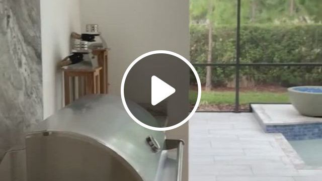 Backyard Goals - Video & GIFs | house design, home interior design, house styles, dream home design, my dream home, fun backyard, outdoor living, outdoor decor, aesthetic , apartment therapy
