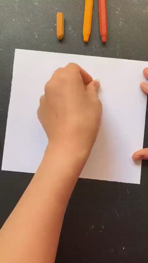 Beautiful view drawing done by crayons - Video & GIFs | diy canvas art painting,art painting gallery,painting art projects,crayon painting,canvas painting tutorials,diy canvas art,crayon art tutorials,painting ,oil pastel drawings easy,oil pastel paintings,art drawings sketches simple,cool drawings