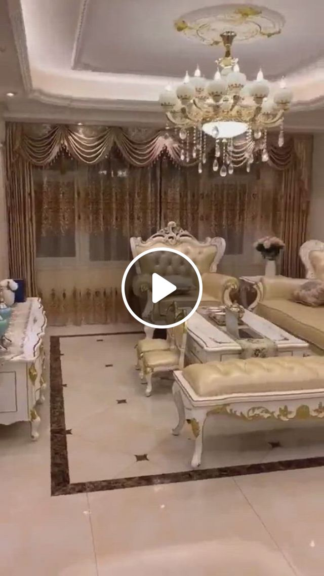 Royal House Design - Video & GIFs | modern luxury bedroom, home room design, salas living room