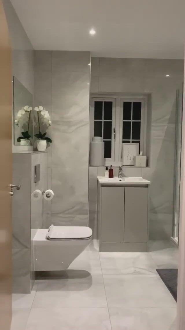 What's your thought about this bathroom design - Video & GIFs | bathroom design,modern house design,redecorate bedroom,interior decorating,interior design,diamond heart,simple style,f1,bathroom ideas,life hacks,bathtub,design ideas