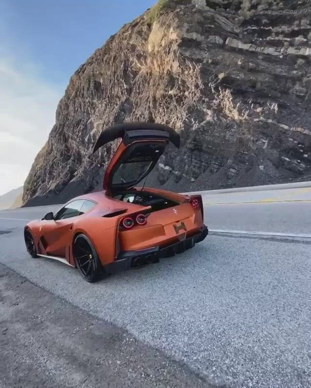 Ferrari - Video & GIFs | tuner cars,jdm cars,cars auto,sport cars,race cars,street racing cars,auto racing,classic japanese cars