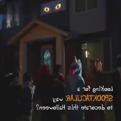 Halloween Christmas Projector lamp,halloween decoration ideas - Video & GIFs   halloween gif,halloween this year,halloween christmas,happy halloween,halloween projector,christmas projector,movie projector,christmas pumpkins,holographic