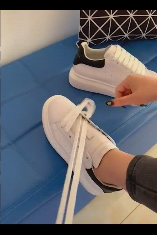 Tie Your Shoes In a New Way