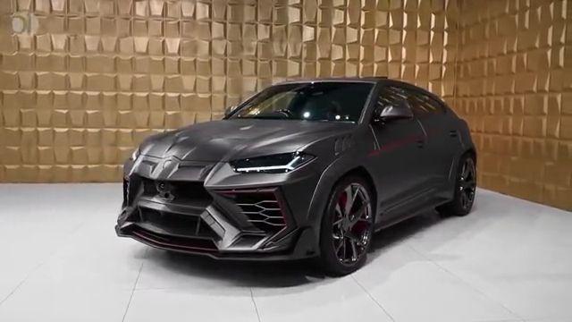2020 Mansory Lamborghini Urus VENATUS