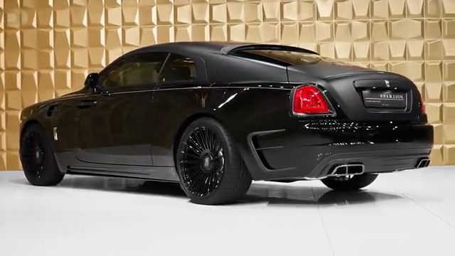 2020 MANSORY Rolls Royce Wraith