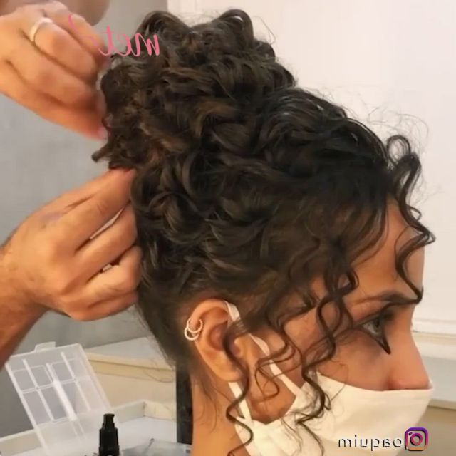 Beautiful hairstyles - Video & GIFs   easy hairstyles,girl hairstyles,wedding hairstyles,hairstyles 2018,communion hairstyles,gents hair style,medium hair styles,long hair styles,hair upstyles