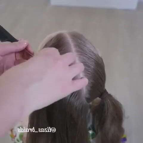 Cool kids hairstyle