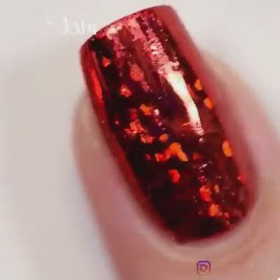 Easy and beautiful nail art - Video & GIFs   beautiful nail art,nail art ,beautiful nails,polygel nails,diy nails,manicure,cake decorating ,hair color dark,christmas makeup,halloween food for party,grunge hair