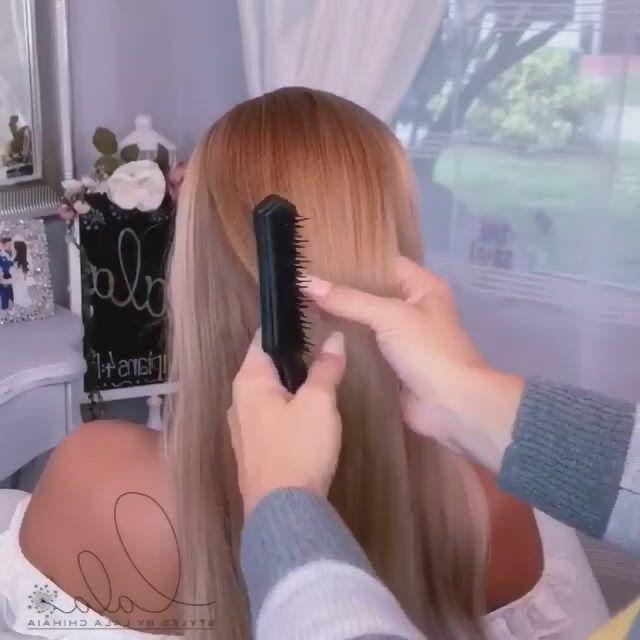 Easy diy boho vibes braided hairstyle - Video & GIFs | hair tutorial,hair ,hair styles,easy hairstyles for long hair,braids for long hair,bride hairstyles,elsa hairstyle,braid hair,hair up styles,medium hair styles,long hair ,stylish hair