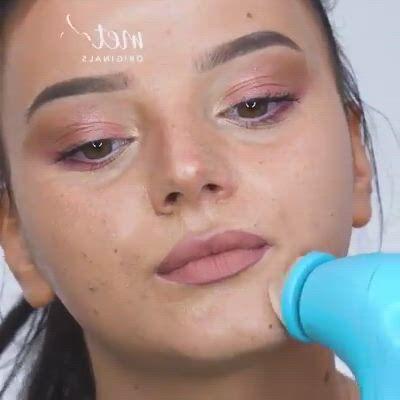 Makeup or no makeup - Video & GIFs   cute makeup looks,makeup,bengali bridal makeup
