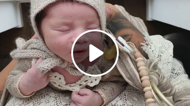 Mushie Pacifier Clip - Video & GIFs | real life baby dolls, new baby products, silicone reborn babies, cute kids, cute babies, baby hammock, pacifier clips, indoor activities for kids, wishes for baby, baby accessories