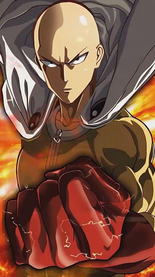 Saitama One Punch Man - Video & GIFs   manga anime one piece,one punch man anime,anime,otaku anime,anime characters,anime films,anime guys