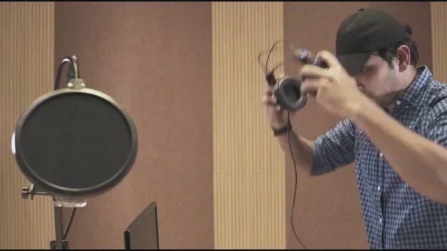 BM 800 Condenser Microphone Studio Recording Kits - Video & GIFs | microphone studio,buy electronics,signal to noise ratio,sound studio,neodymium magnets,over ear headphones,phone accessories