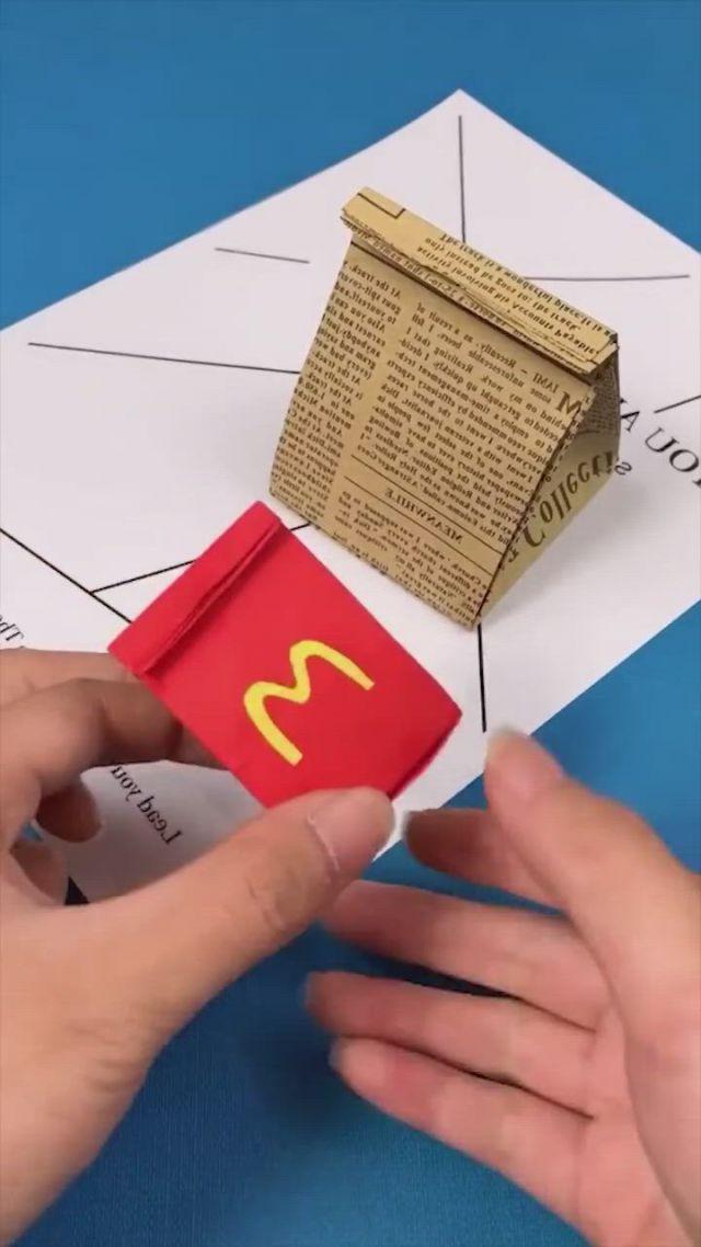 Creative handicraft - Video & GIFs | manualidades,manualidades escolares,manualidades creativas,cool paper crafts,paper crafts origami,diy paper,fun crafts,paper art,diy gifts paper,kawaii crafts,diy crafts hacks,diy crafts for gifts
