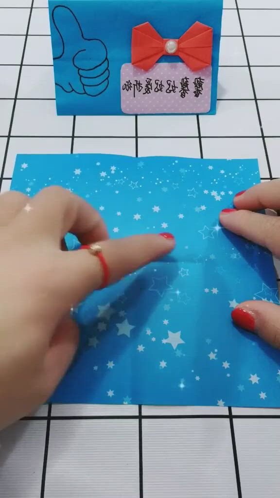 DIY Tissue Box Origami Easy Step By Step - Video & GIFs   paper crafts diy kids,paper crafts diy tutorials,origami crafts diy,cool paper crafts,paper crafts origami,diy crafts for gifts,cute crafts,instrucoes origami,anime crafts,art and craft,christmas card crafts,drawings