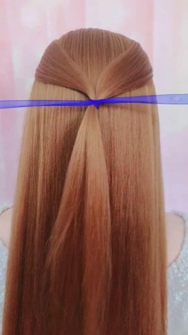 Hairstyle - Video & GIFs   braid tutorials,summer looks,tassel necklace,braids,hair styles,beauty,fashion,whoville hair,hairdos