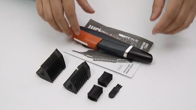 Electric Shaving Nose Ear Safety Trimmer