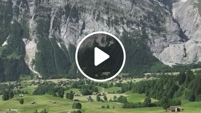 Mountain Valley - Video & GIFs | beautiful nature, nature, above ground pool supplies, enchanted, natural beauty, golf courses, europe, , places