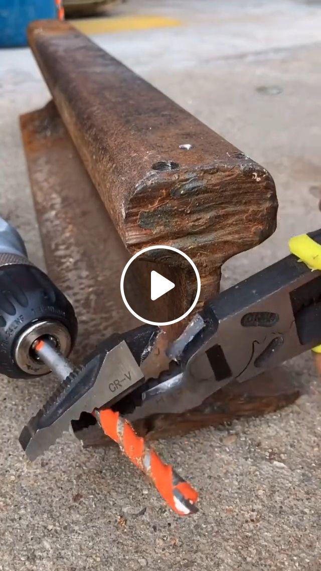 Ultimate Drill Bits, hand tools, power tools, tool accessories, drill bits, pliers, rails, drill bit, plier, rail, drill bit vs pliers, drill bit vs rails