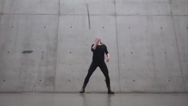 Badass staff spinning moves