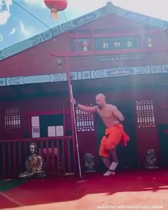 Shaolin skills