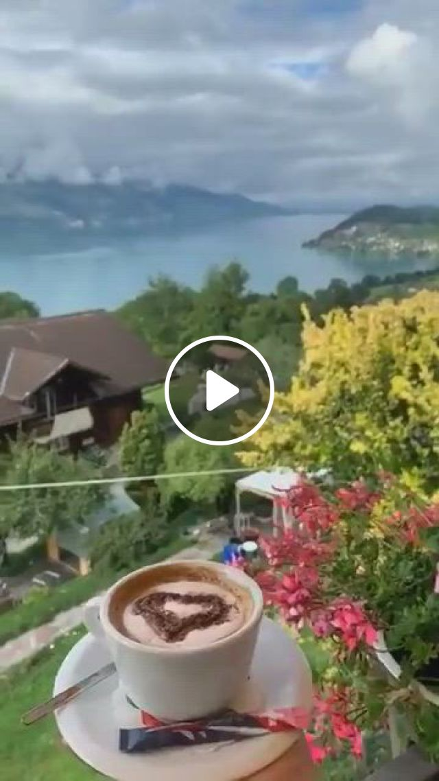 Travel Switzerland,places To See - Video & GIFs | beautiful places nature, beautiful places, views, musketeers, gifs, earth, coffee, nature, travel