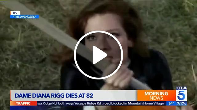 Diana Rigg Dies At 82 - Video & GIFs | avengers, james bond, midsummer night dream, patrick mac, need, amegeorge lazen, by1960, maggie smith, three piece suite, now, measurement, jump, suit, today, poster, recent, vincent price, tv series, joanna lumley, lady, wedding, tara king, steed, movie, tv shows, ean connery, cigarette, emma peel avengers, minikiller, autograph