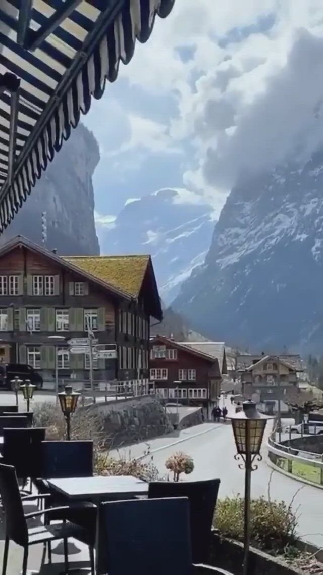Valley of 72 waterfalls have you ever been to switzerland - Video & GIFs | beautiful places to travel,amazing places on earth,dream vacations destinations,travel vlog,travel ,travel goals,beautiful places,vacation destinations,dream vacations,nature gif,what a wonderful world