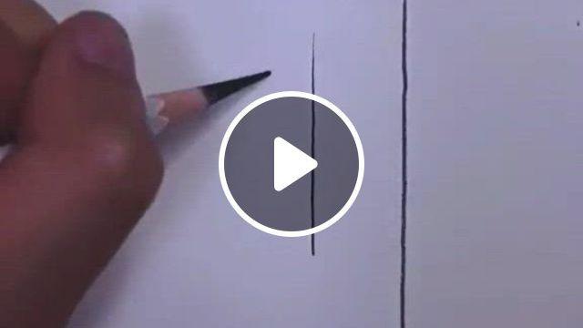Amazing Pencil Art - Video & GIFs | art drawings sketches creative, diy art painting, art drawings beautiful, art drawings sketches simple, pencil art drawings, drawing art, scenery paintings, art painting gallery, mini canvas art, pastel art, art plastique