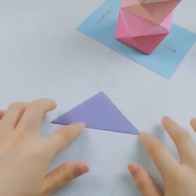 Paper Vase Paper Craft
