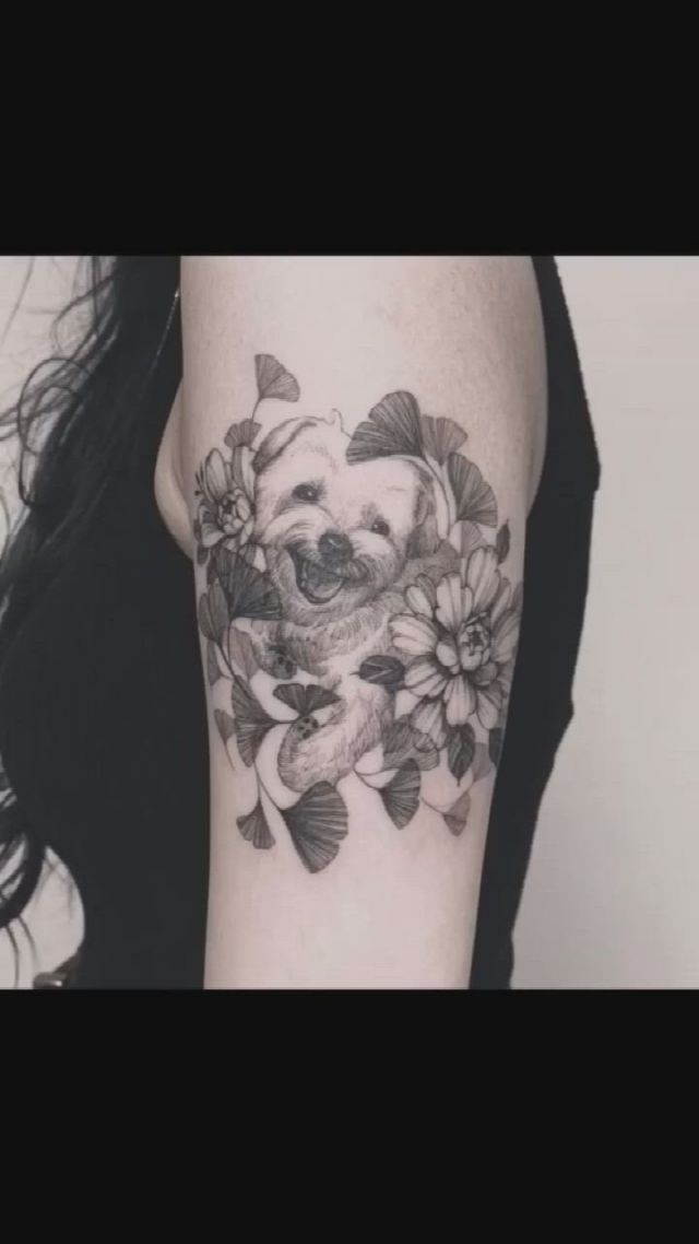 Sexy and meaningful List the following flower tattoo ideas