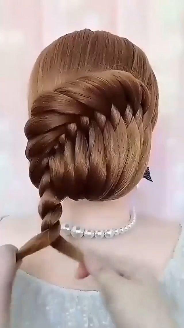 Weeding Hair Style makeup