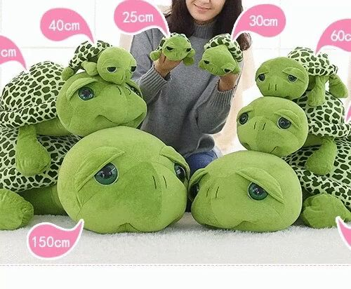 Cute Turtle Pillow