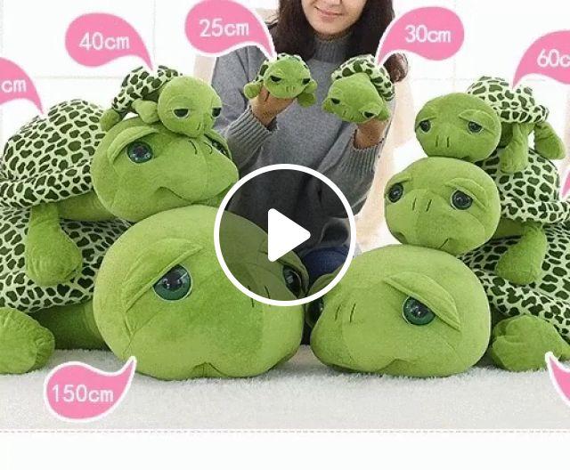 Cute Turtle Pillow, cute turtle, stuffed animal, toy turtle, funny gif, turtle pillow, tortoise pillow, stuffed animal turtles, plush toy dolls, tortoise soft, huge turtle green pillow, giant turtle green pillow, giant big tortoise turtle plush soft doll, bluelans cute big eyes turtle, pillow pet, plush turtle pillow