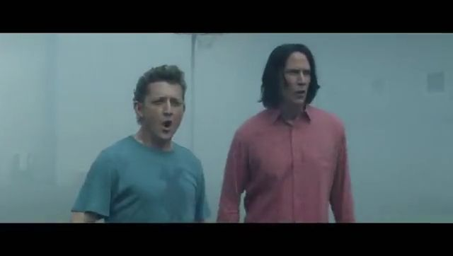 Bill & Ted Face The Music - Trailer with Keanu Reeves