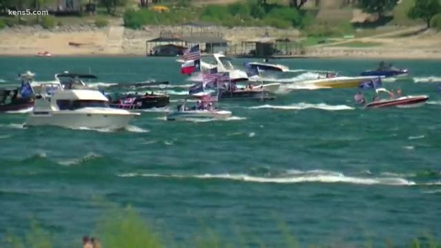 Boats sink in Lake Travis, parade, trump, austin tx, president trump, tcso, trump supporter, texas, travis trump, pro trump, austin texas, donald trump, travis county, watercraft, earl neikirk, b daemmrich, 2020