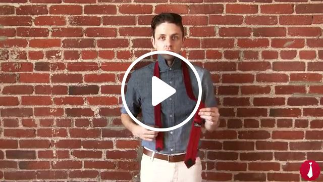 How to Tie a Perfect Simple Knot, shirt, bow, ribbon, necktie, dress, eldredge knot shirt knot, half windsor, windsor knot, necktie knot, tshirt, full windsor, gift wrapping, tuck, animated knot