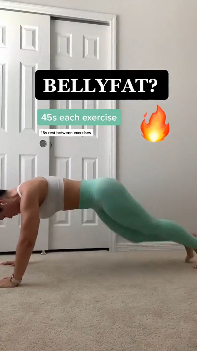 How to Reduce your Belly fat at home with these easy Exercises