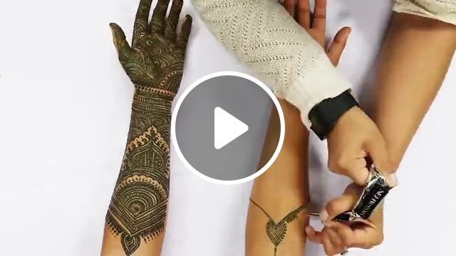 Cute Henna Tattoo, unique, modern, design, beautiful henna, arm, really, henna tattoo designs, simple henna tattoo cool, cute henna designs