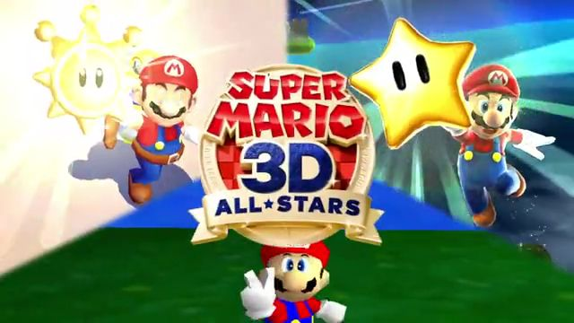 Super Mario 3D All Stars Nintendo Switch HD 2020