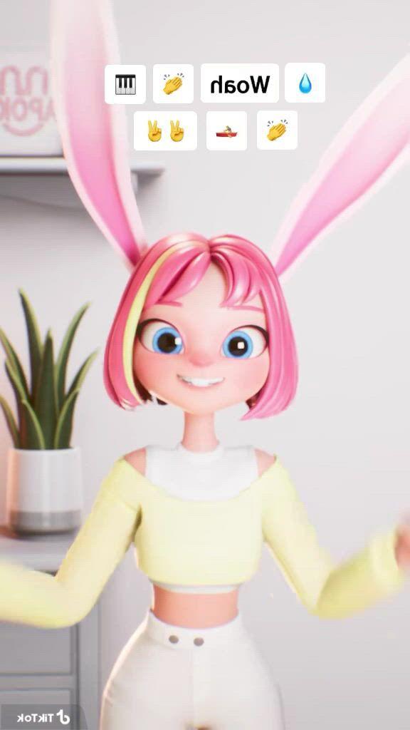 Anime Bunny