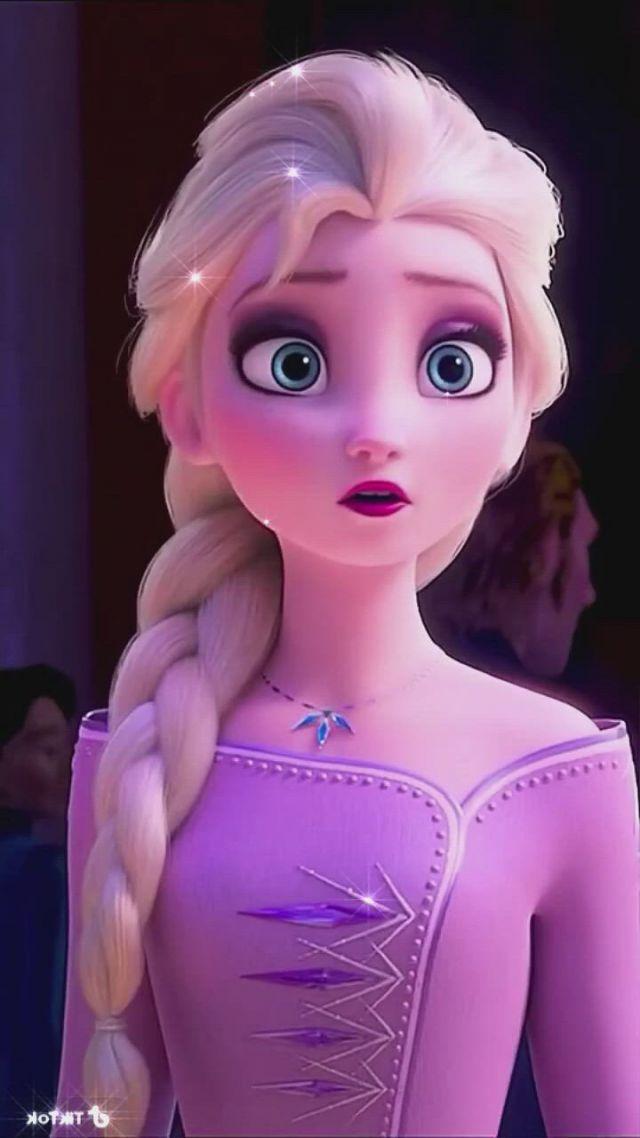 Beautiful Princess Elsa - Video & GIFs | disney princess quotes,disney princess drawings,disney princess facts,princess movies,princess videos,birthday scenario,frozen drawings,frozen fan art,disney frozen elsa