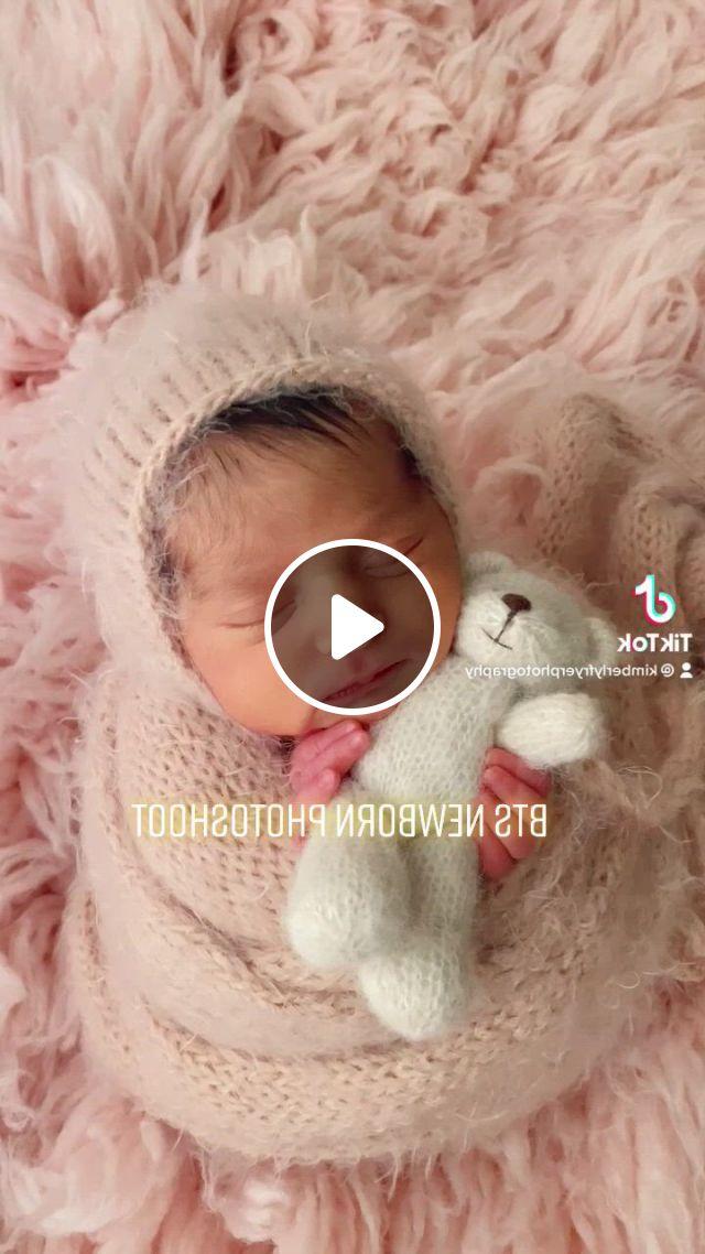 Houston's Best Newborn Photographer Cypress Kimberly Fryer Photography - Video & GIFs | baby whisperer, twin boys, baby milestones, having a baby, baby girl newborn