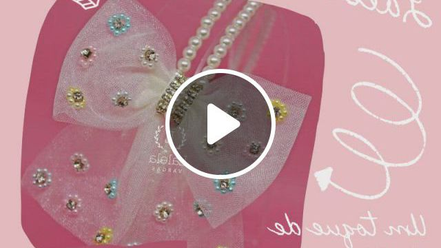 Tiaras Lalela Vargas - Video & GIFs | outfit accessories, girl outfits, handcrafted luxury, couture dresses, summer looks, party dress, hair accessories, luxury, clothes, kids fashion, head bands
