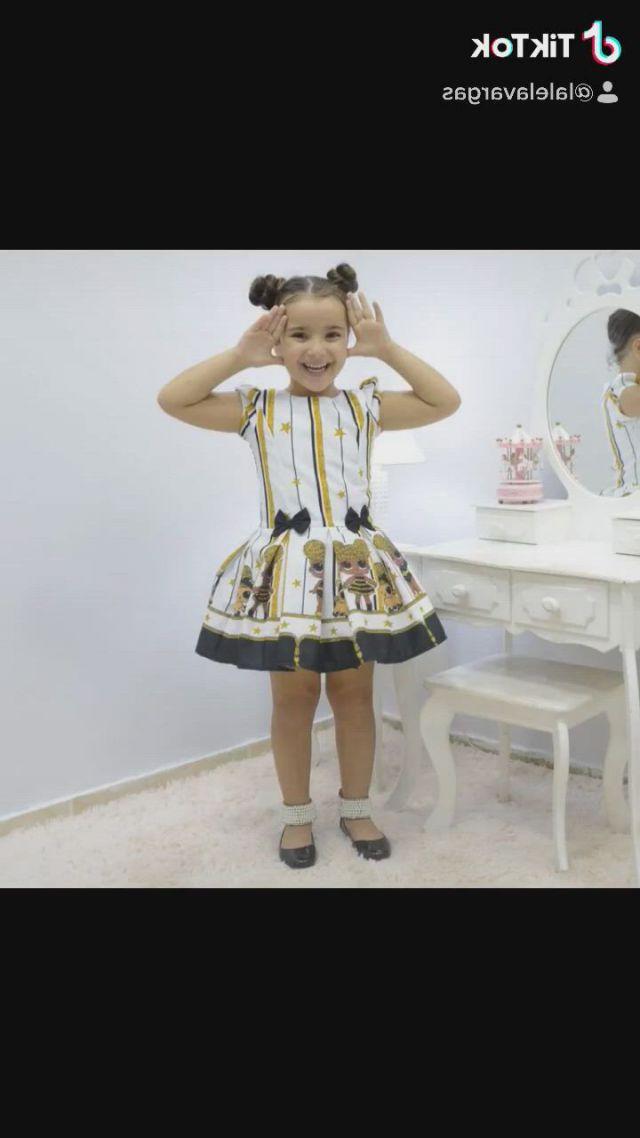 Vestidos tematicos perfeitos para qualquer ocasiao - Video & GIFs | vestido de festa,vestidos de formatura,fashion kids,dress vestidos,prom dresses,moda kids,baby dress,girl birthday,dress shoes,luxury