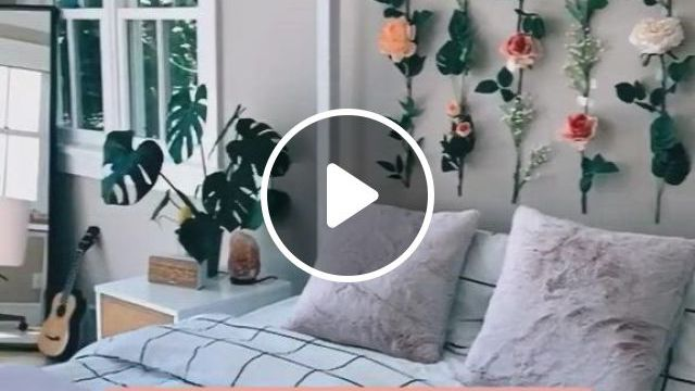 Tips On Having An Aesthetic Room - Video & GIFs | cute bedroom decor, room ideas bedroom, decor room, cute bedroom ideas for teens, bedroom inspo, diy room decor , flower room decor, room decorations, room decor with lights