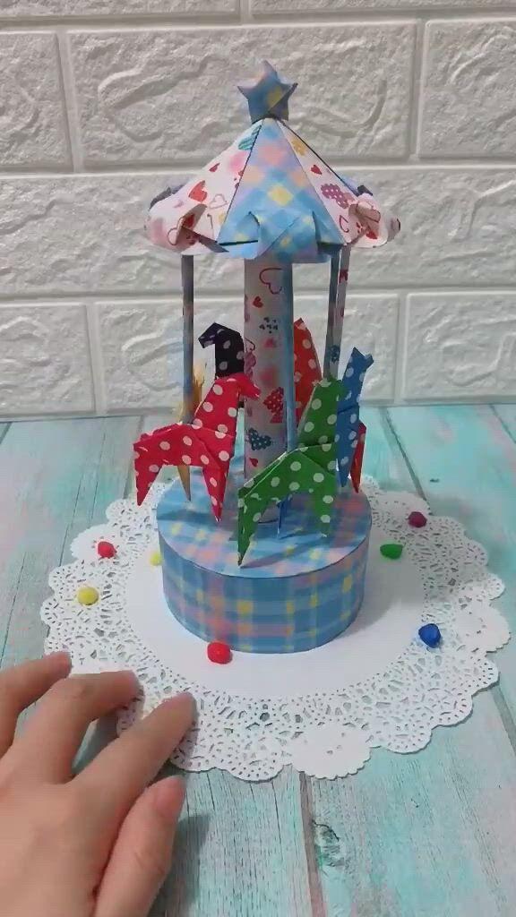 Creative Paper DIY HandiCraft