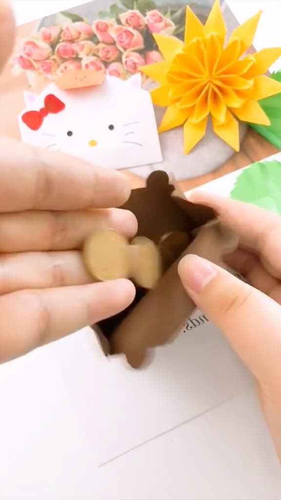 DIY Cute money bag
